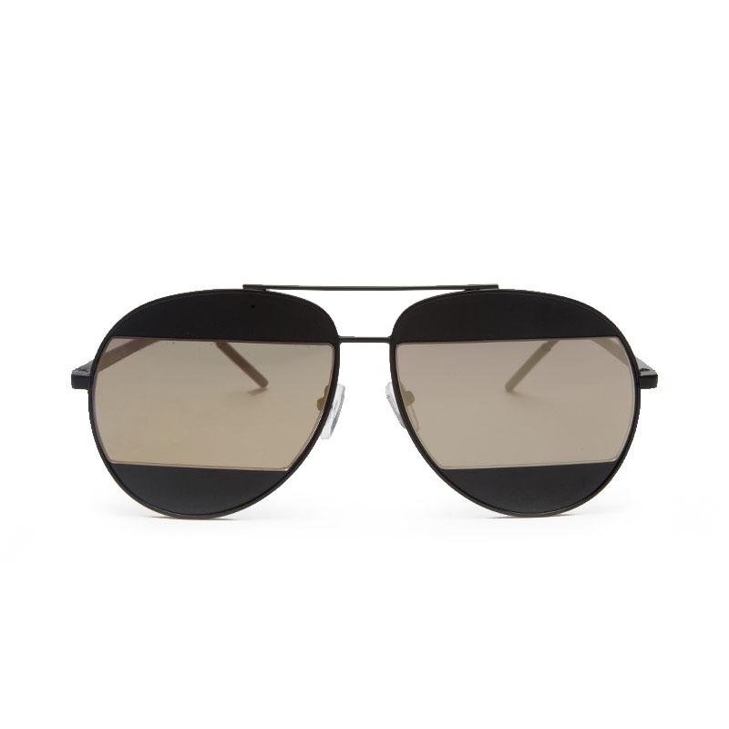 80032f62ac Γυαλιά ηλίου unisex καθρέφτης MAESTRI ITALIANI 2-6610 BLACK